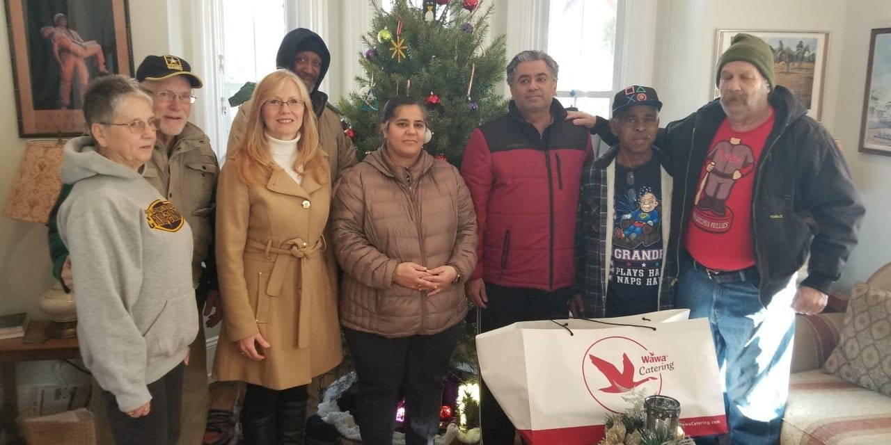 New Year at Brian Conley Veteran Resiliency Center