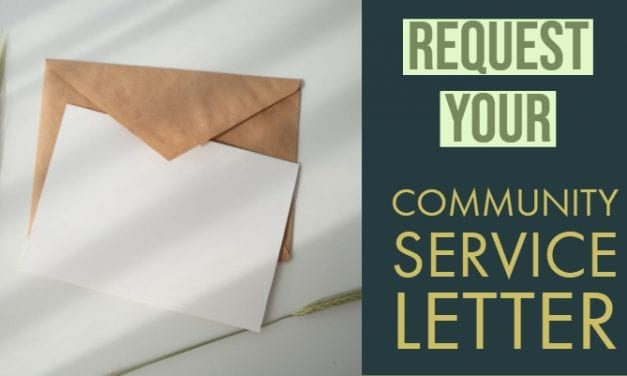 Service Letter and Awards