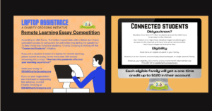 Flyer Remote Learning Assistance