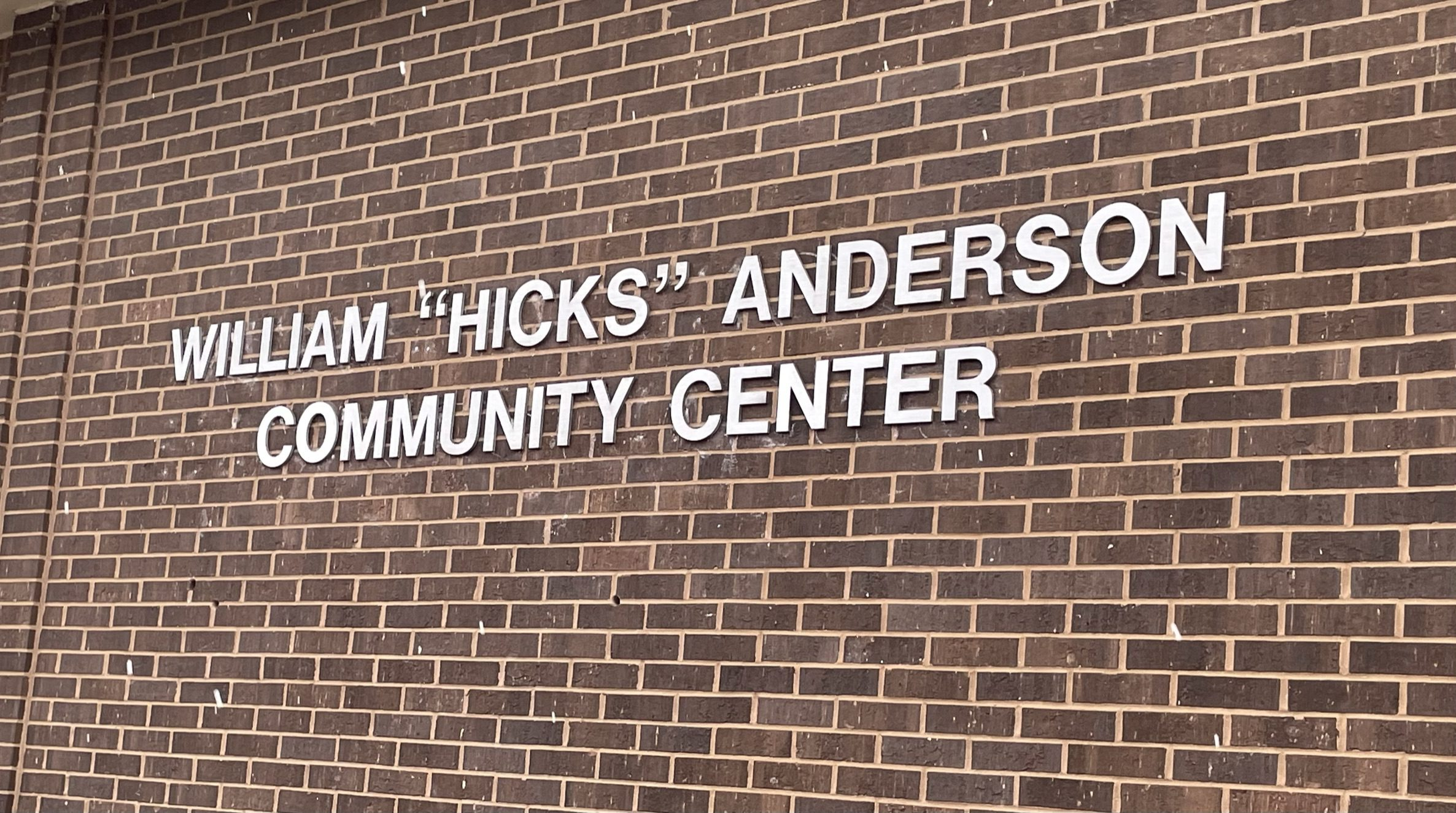 William Hicks Anderson Community Center